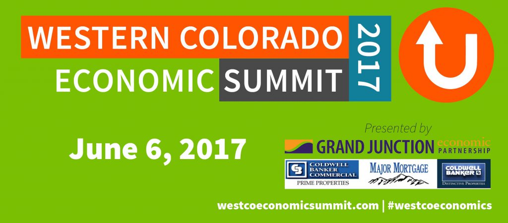 Western Colorado Economic Summit June 6