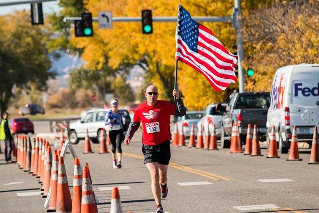 Rim Rock Marathon, Grand Junction, Colorado