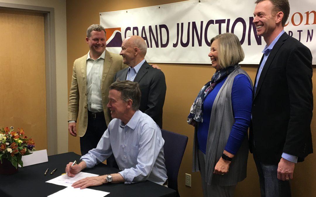 Gov. Hickenlooper Extends the EDC – So What?