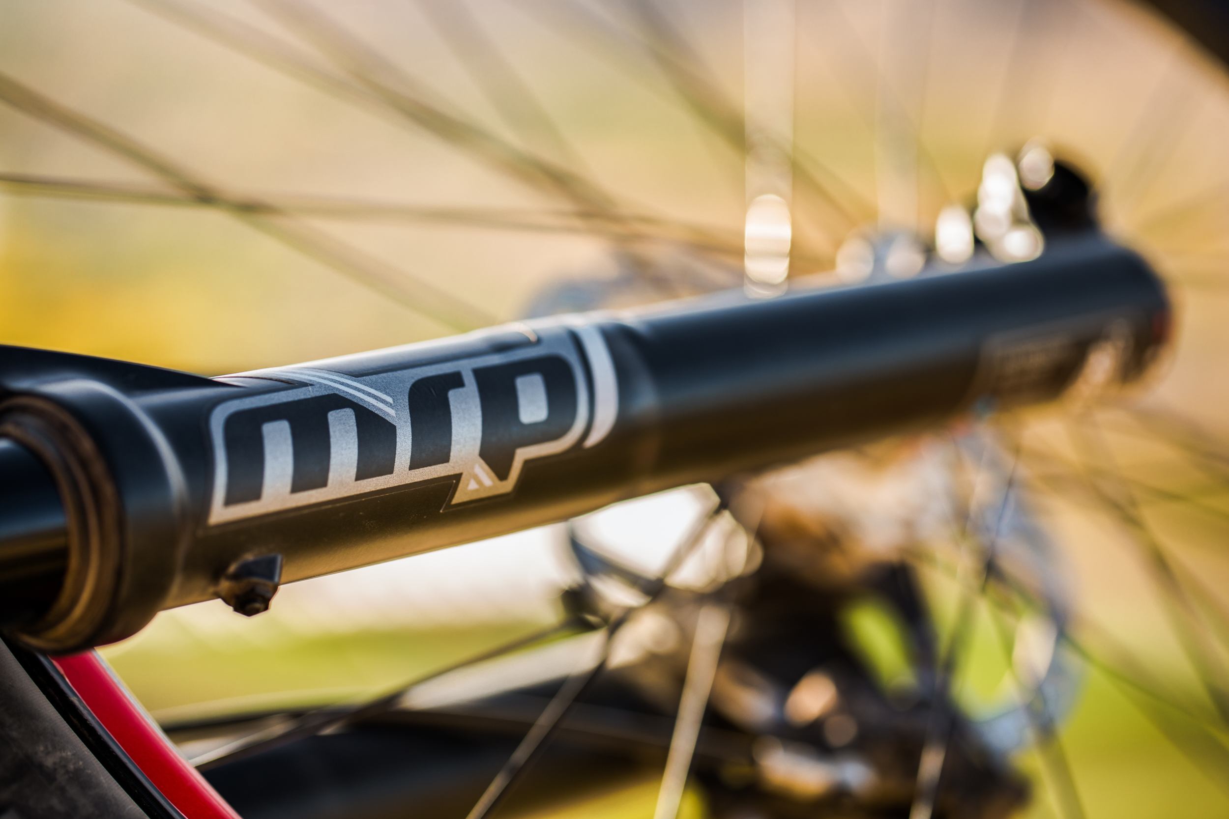 MRP receives grant for suspension fork
