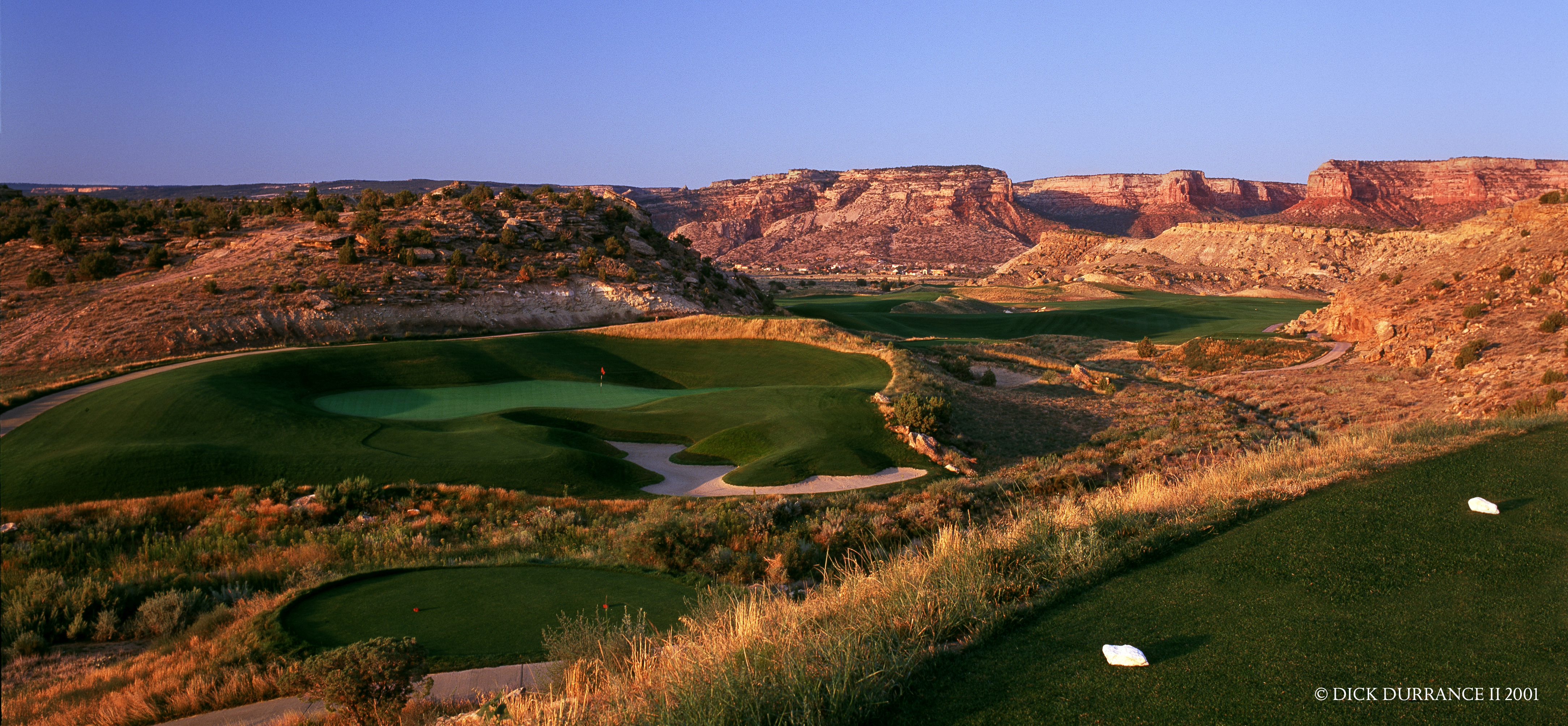 Award-winning Redlands Mesa golf course in Grand Junction, CO