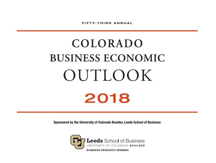Mesa County Economic Outlook 2018 - Colorado Business Economic Outlook 2018