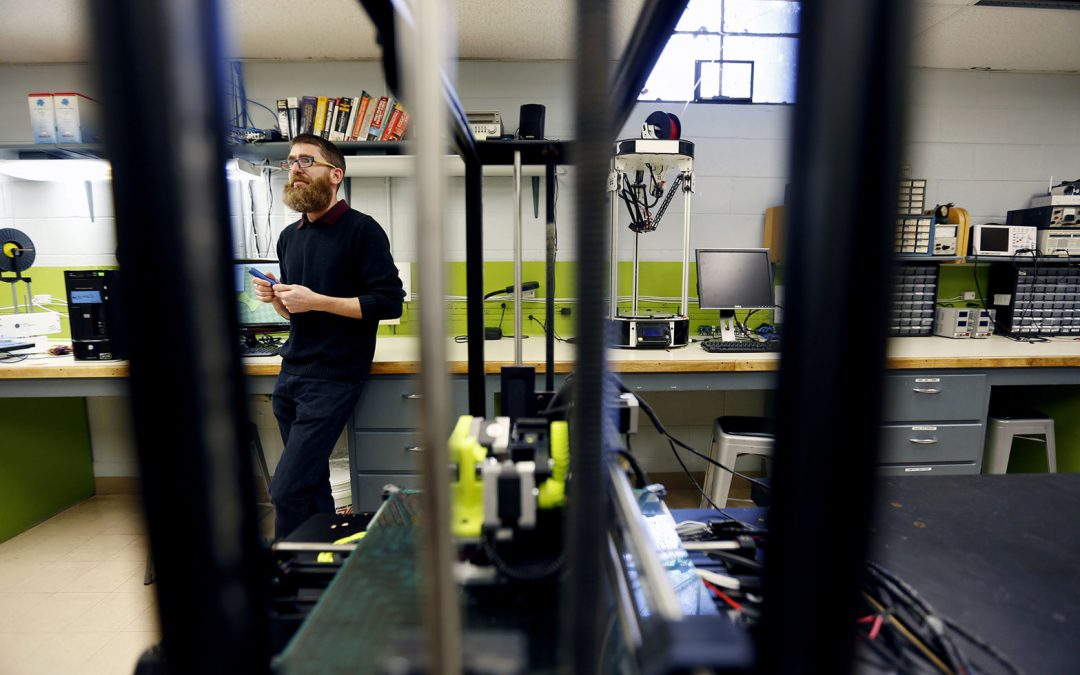 Grand Junction Incubator to Expand Makerspace