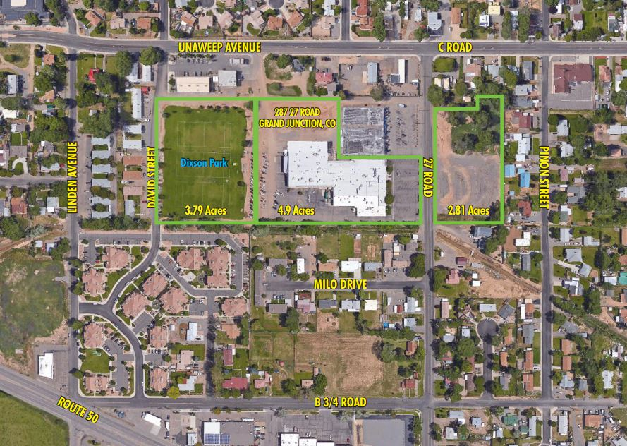 Mixed Use Property For Sale Grand Junction