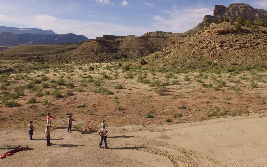 World-Class Shooting Complex Begins Construction in Palisade