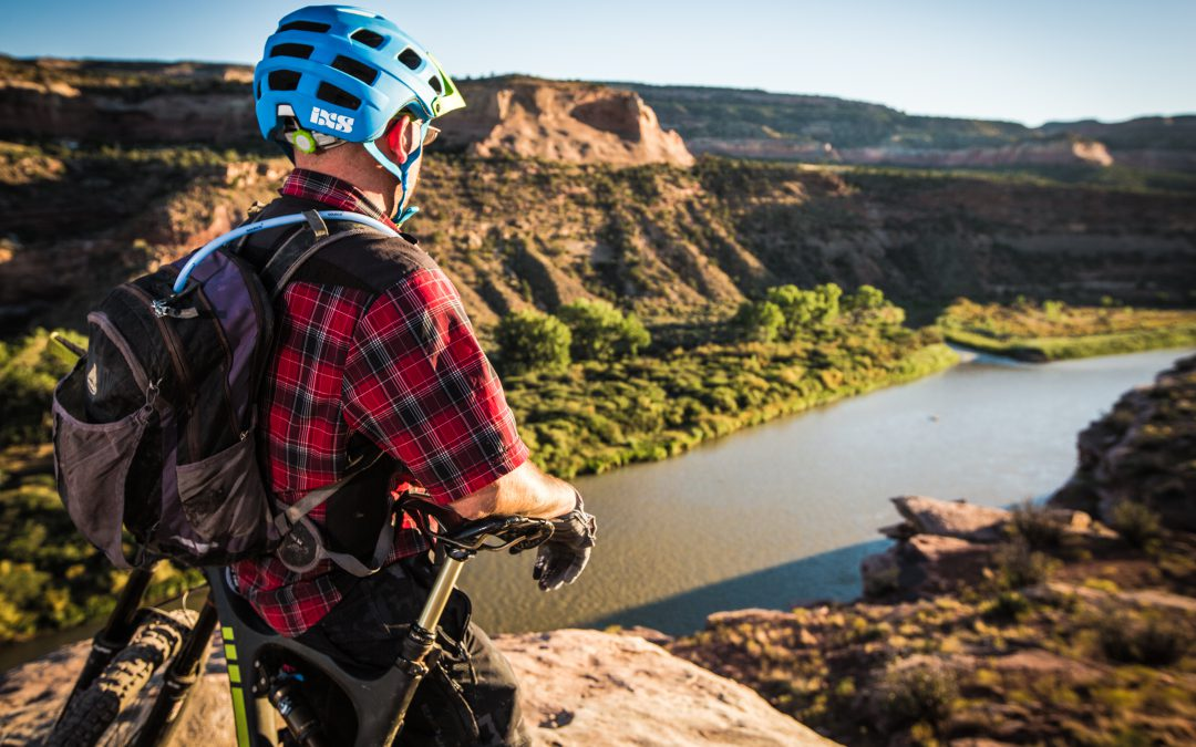 Fruita Colorado is a mountain biker's mecca