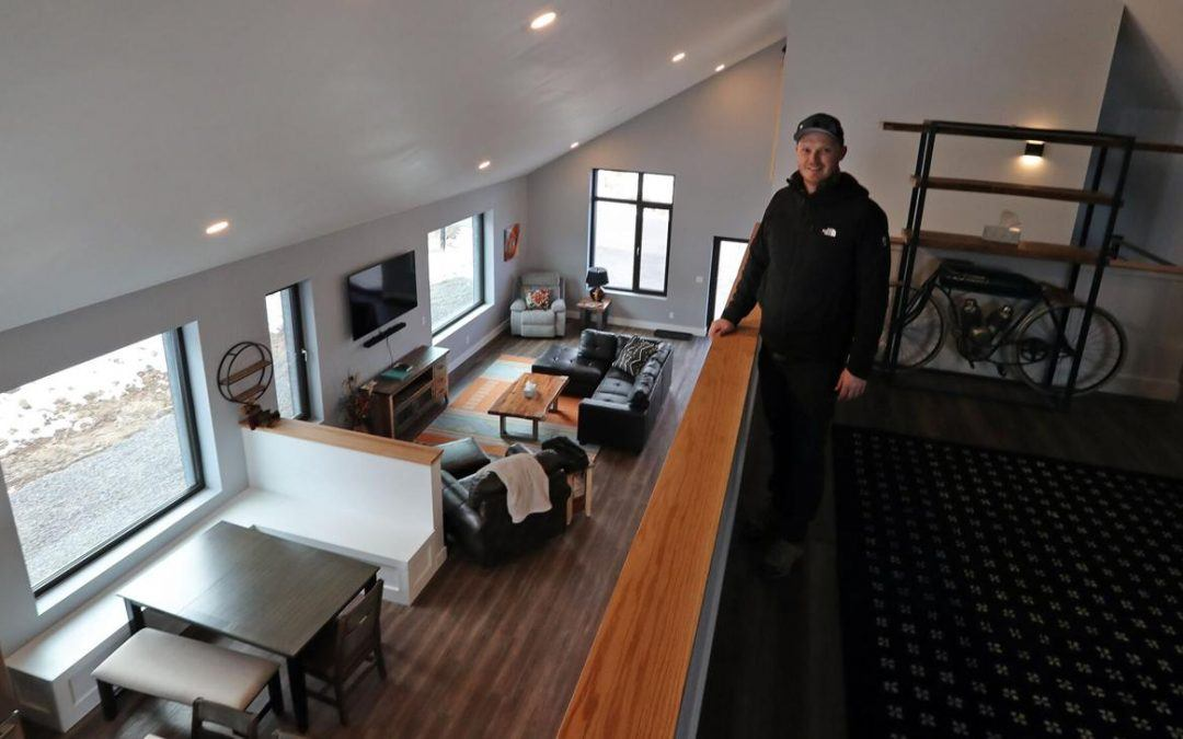 Grand Valley Business Aims to Revolutionize Housing