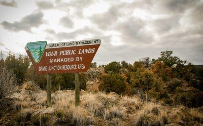 Is The Future Of The BLM Near Public Lands In Grand Junction?