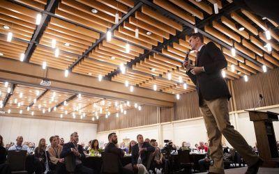 GJEP Economic Summit Honors Tim Foster, KAART